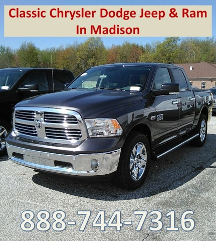 2017 Ram 1500 Crew Cab 4x4 Pickup #E19610 - photo 1