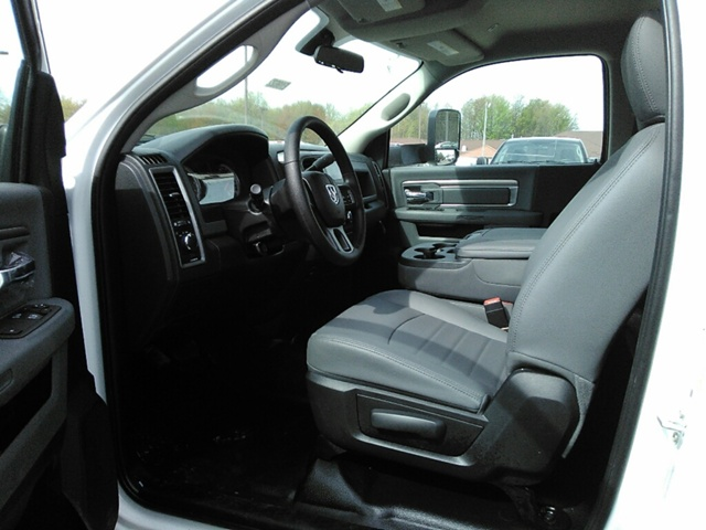 2017 Ram 3500 Regular Cab DRW, Knapheide Stake Bed #E19622 - photo 8