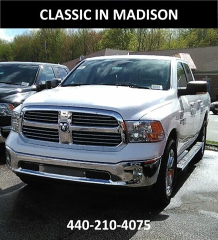 2017 Ram 1500 Quad Cab 4x4 Pickup #E19632 - photo 1