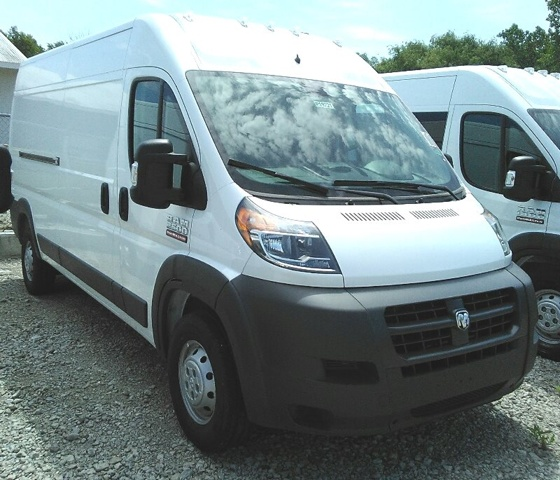 2017 ProMaster 2500 High Roof, Cargo Van #E19721 - photo 3
