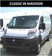 2017 ProMaster 2500 High Roof, Cargo Van #E19721 - photo 1