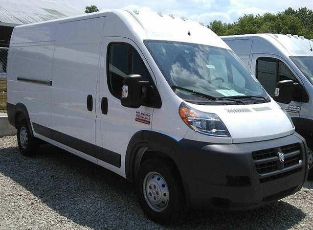 2017 ProMaster 2500 High Roof, Cargo Van #E19737 - photo 3