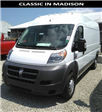 2017 ProMaster 2500 High Roof, Cargo Van #E19737 - photo 1