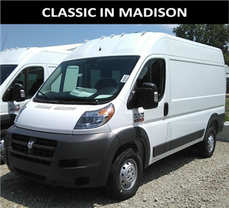 2017 ProMaster 1500 High Roof, Cargo Van #E19739 - photo 3