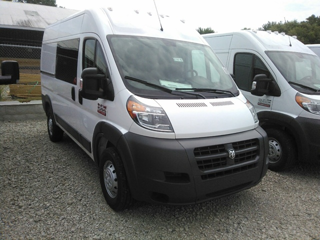 2017 ProMaster 1500 High Roof, Cargo Van #E19745 - photo 4