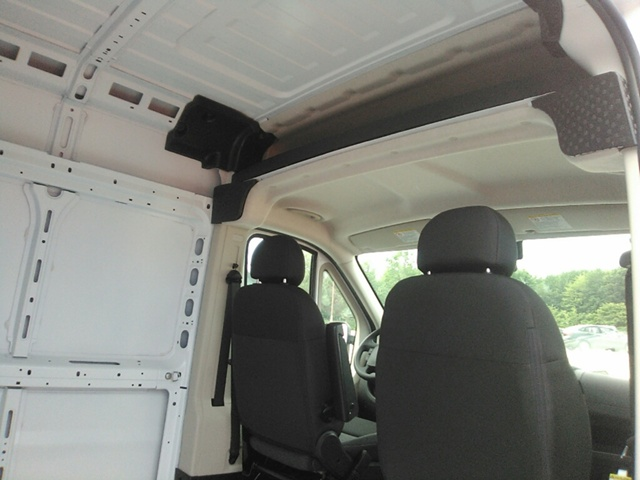 2017 ProMaster 1500 High Roof, Cargo Van #E19745 - photo 11