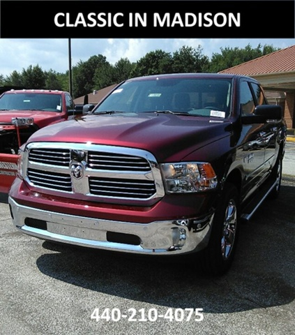 2017 Ram 1500 Crew Cab 4x4 Pickup #E19896 - photo 1