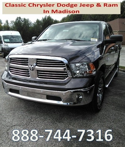 2018 Ram 1500 Crew Cab 4x4, Pickup #E20037 - photo 1