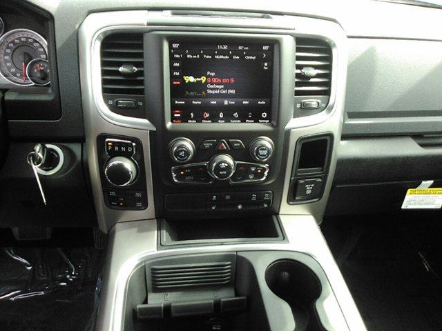 2018 Ram 1500 Crew Cab 4x4 Pickup #E20046 - photo 13