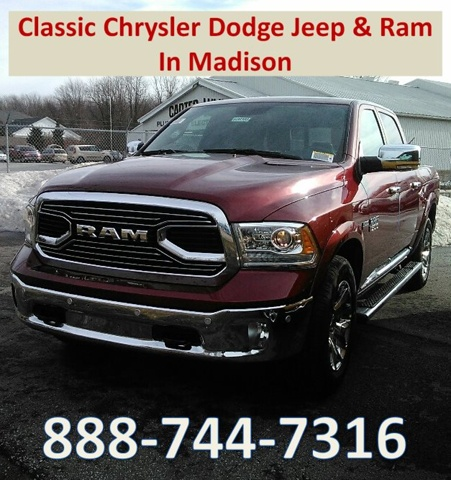 2018 Ram 1500 Crew Cab 4x4 Pickup #E20388 - photo 1