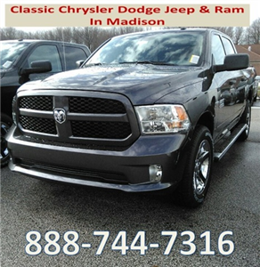 2018 Ram 1500 Crew Cab 4x4,  Pickup #E20502 - photo 1