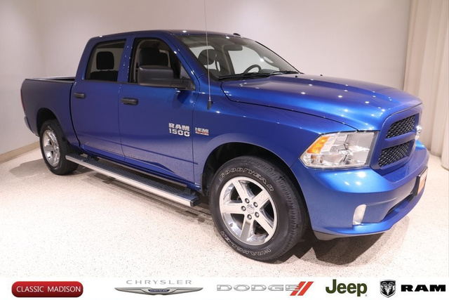 2018 Ram 1500 Crew Cab 4x4, Pickup #E20527 - photo 1