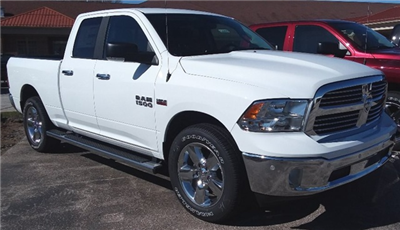 2018 Ram 1500 Quad Cab 4x4, Pickup #E20605 - photo 5