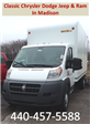 2018 ProMaster 3500 Standard Roof, Cutaway Van #E20740 - photo 1