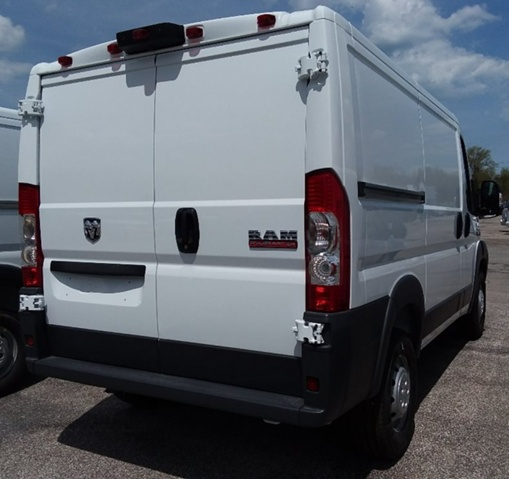 2018 ProMaster 1500 Standard Roof FWD,  Empty Cargo Van #E20837 - photo 3