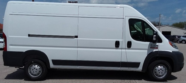 2018 ProMaster 2500 High Roof 4x2,  Empty Cargo Van #E20838 - photo 3