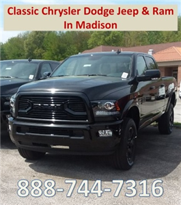 2018 Ram 2500 Crew Cab 4x4,  Pickup #E20864 - photo 1