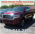 2019 Ram 1500 Crew Cab 4x4,  Pickup #E20866 - photo 1