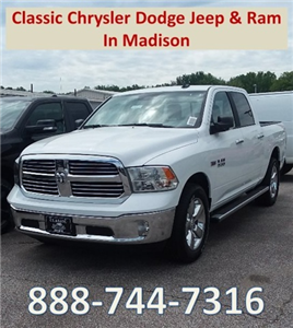 2018 Ram 1500 Crew Cab 4x4,  Pickup #E20898 - photo 1