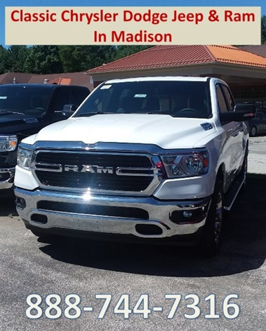 2019 Ram 1500 Crew Cab 4x4,  Pickup #E20955 - photo 3