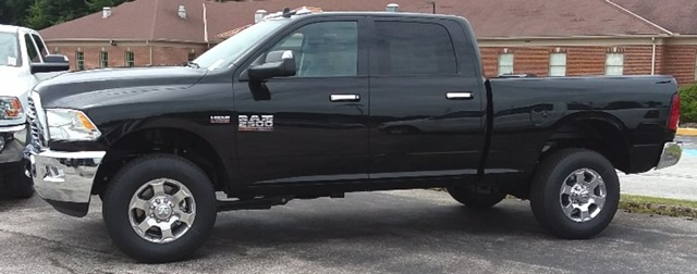 2018 Ram 2500 Crew Cab 4x4,  Pickup #E20993 - photo 3