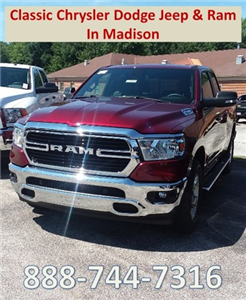 2019 Ram 1500 Quad Cab 4x4,  Pickup #E21016 - photo 1