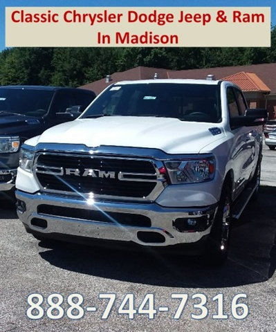 2019 Ram 1500 Crew Cab 4x4,  Pickup #E21087 - photo 1
