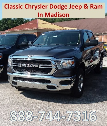 2019 Ram 1500 Crew Cab 4x4,  Pickup #E21213 - photo 1