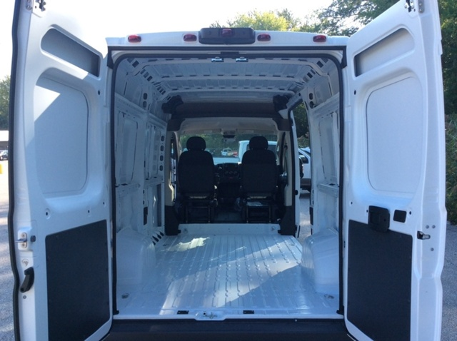 2018 ProMaster 1500 High Roof FWD,  Empty Cargo Van #E21312 - photo 2