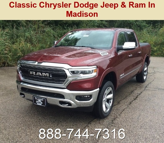 2019 Ram 1500 Crew Cab 4x4,  Pickup #E21351 - photo 1