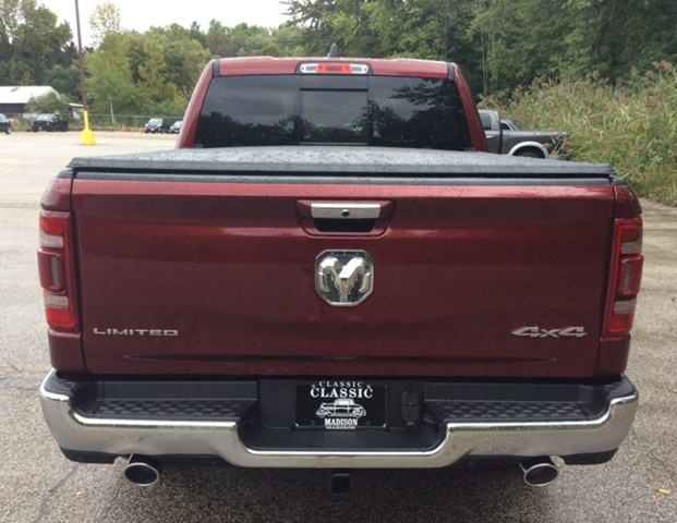 2019 Ram 1500 Crew Cab 4x4,  Pickup #E21351 - photo 6