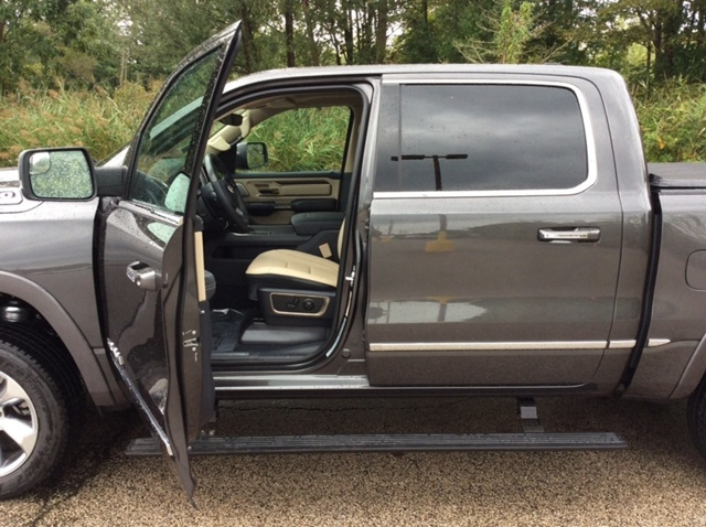 2019 Ram 1500 Crew Cab 4x4,  Pickup #E21386 - photo 5