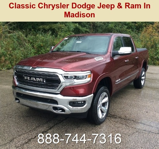 2019 Ram 1500 Crew Cab 4x4,  Pickup #E21388 - photo 1
