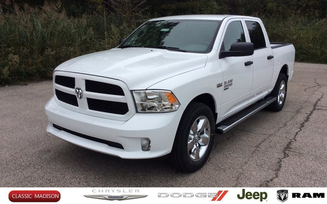 2019 Ram 1500 Crew Cab 4x4,  Pickup #E21394 - photo 1