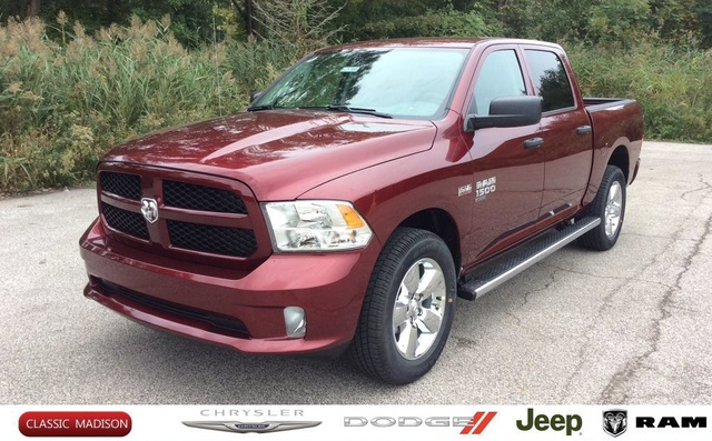 2019 Ram 1500 Crew Cab 4x4,  Pickup #E21395 - photo 1