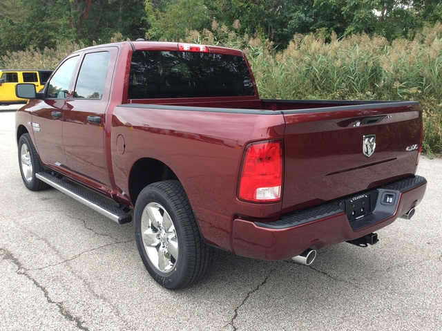 2019 Ram 1500 Crew Cab 4x4,  Pickup #E21395 - photo 2