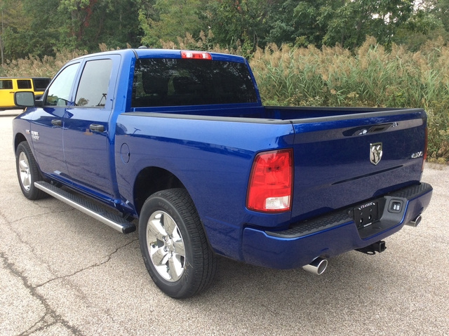 2019 Ram 1500 Crew Cab 4x4,  Pickup #E21401 - photo 2