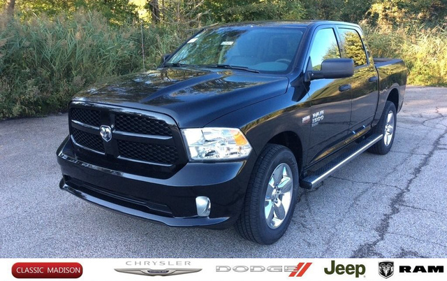 2019 Ram 1500 Crew Cab 4x4,  Pickup #E21413 - photo 1