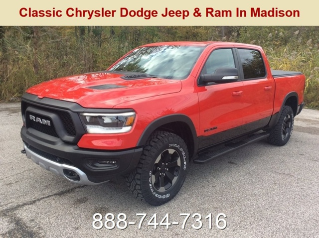 2019 Ram 1500 Crew Cab 4x4,  Pickup #E21479 - photo 1