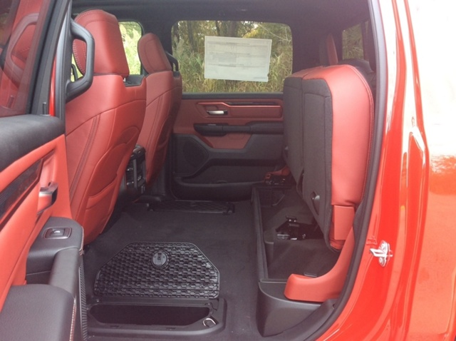 2019 Ram 1500 Crew Cab 4x4,  Pickup #E21479 - photo 20
