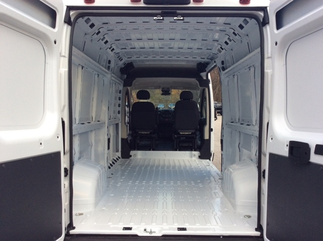 2019 ProMaster 2500 High Roof FWD,  Empty Cargo Van #E21508 - photo 2