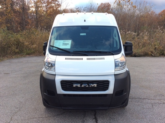 2019 ProMaster 2500 High Roof FWD,  Empty Cargo Van #E21508 - photo 3