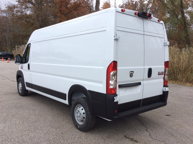 2019 ProMaster 2500 High Roof FWD,  Empty Cargo Van #E21509 - photo 5