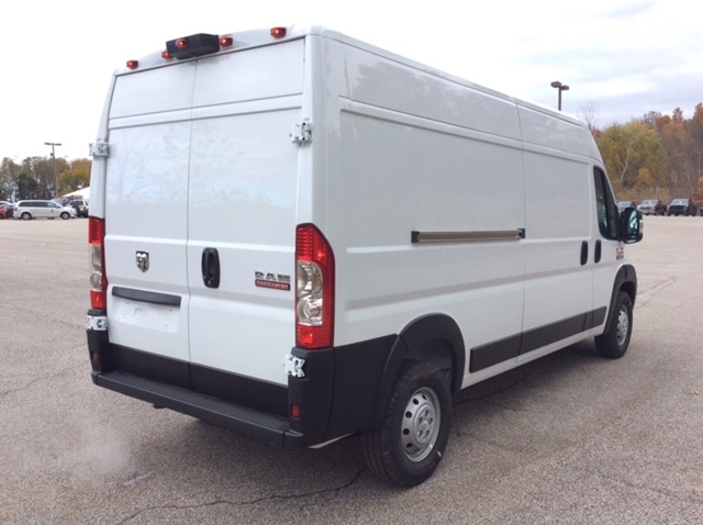 2019 ProMaster 2500 High Roof FWD,  Empty Cargo Van #E21509 - photo 7