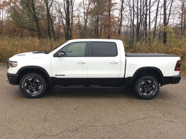 2019 Ram 1500 Crew Cab 4x4,  Pickup #E21511 - photo 4