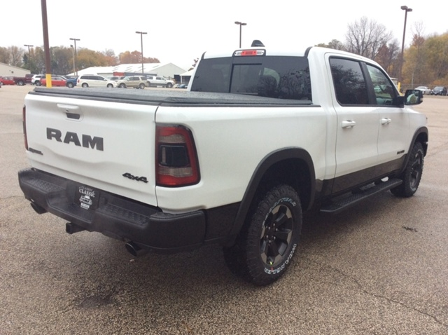 2019 Ram 1500 Crew Cab 4x4,  Pickup #E21511 - photo 7