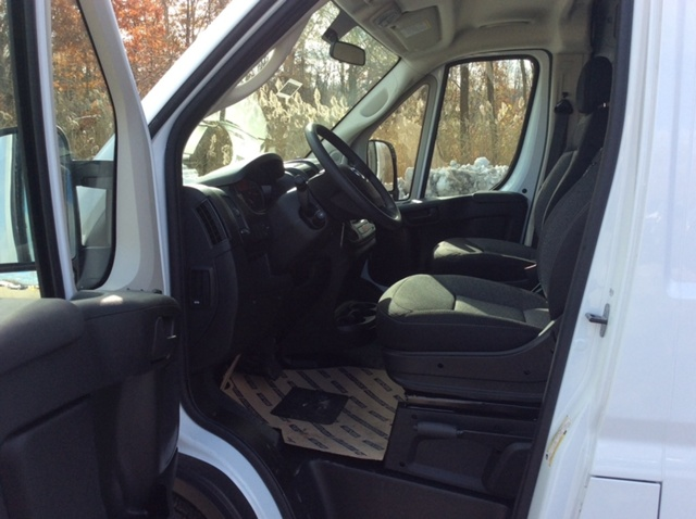 2019 ProMaster 2500 High Roof FWD,  Empty Cargo Van #E21543 - photo 10