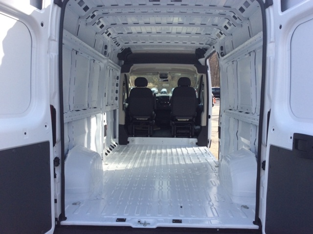 2019 ProMaster 2500 High Roof FWD,  Empty Cargo Van #E21543 - photo 2