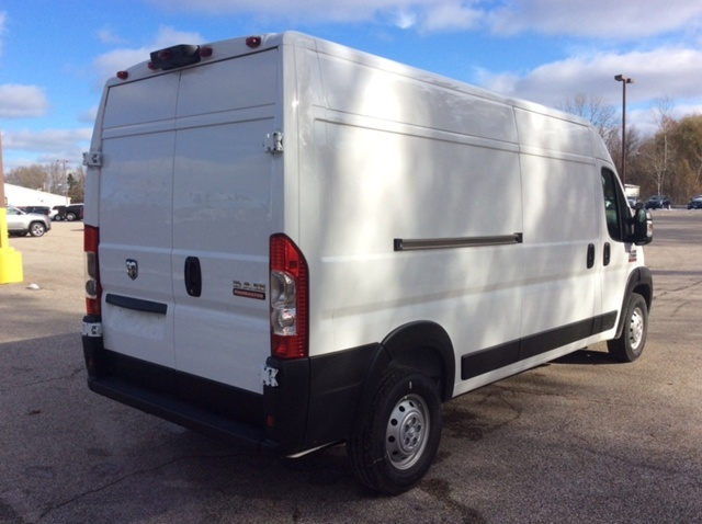 2019 ProMaster 2500 High Roof FWD,  Empty Cargo Van #E21543 - photo 7