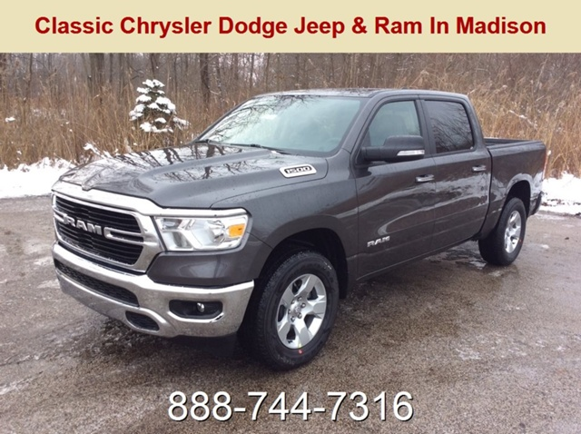 2019 Ram 1500 Crew Cab 4x4,  Pickup #E21589 - photo 1